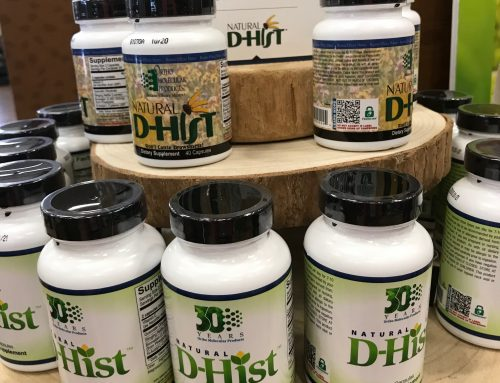D-Hist is great for your allergy symptoms